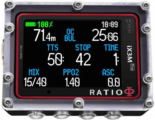 Ratio IX3M Pro Tech+